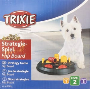 Strategie-Spiel-Flip-Board-Trixie